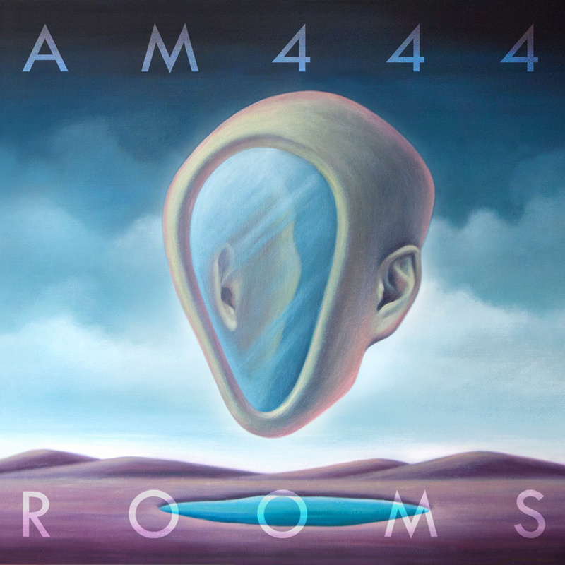 Am444 Rooms Album cover